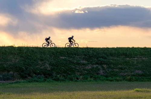 Cervia da vivere in bici